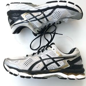 ASICS Mens Gel Kayano 22 Running Shoes size 10.5